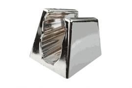 Держатель душевой лейки (кронштейн) TERMA 20515 21362, пластиковый, с крепежом