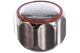 Комплект маховиков для смесителя TERMA №20228 Эрика, под кран-буксу квадрат, размер штока 7х7мм, в комплекте пара, пластиковый