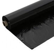 Пленка полиэтиленовая, 3м, 80мкм, черная, на метраж