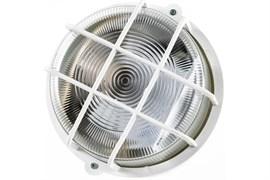 Светильник накладной ТДМ НПП 03-100-005.04 У3, корпус и защитная сетка-квадрат, белый