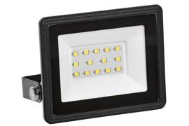 Прожектор светодиодный IEK СДО-06-20, 20Вт, 6500К, IP65, черный