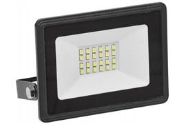 Прожектор светодиодный IEK СДО-06-30, 30Вт, 6500К, IP65, с датчиком движения, черный