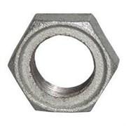 Контргайка Ду 40 сталь оцинкованная