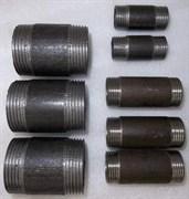 Сгон Ду40 стальной, длина 60/150мм