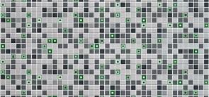 МОЗАЙКА Геометрия зеленая