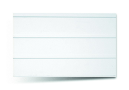 Вагонка пластиковая 3м №241 3-х секционная