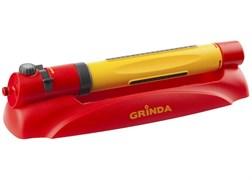 Распылитель GRINDA осциллирующий из ударопрочной пластмассы 3-х позиционный 6-12-19отверстий