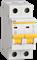 Автоматический выключатель ВА 47-29  32А/ 2П - фото 22522