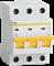 Автоматический выключатель ВА 47-29  40А/ 3П - фото 22531